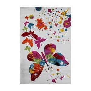 Koberec Eko Rugs Butterfly, 120x180cm