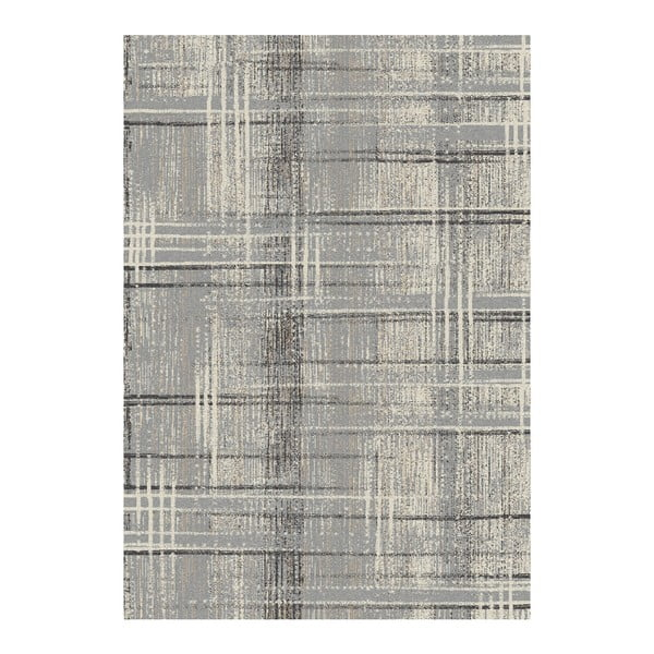 Šedý koberec Universal Nagoya Grey,160x230cm