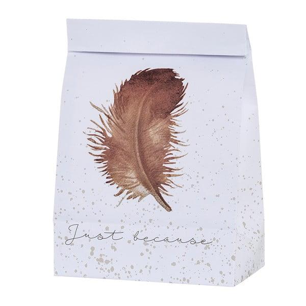 Pungă din hârtie Bloomingville Feather