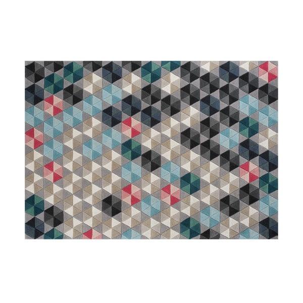 Vlněný koberec Linie Design Colmena,140x200cm