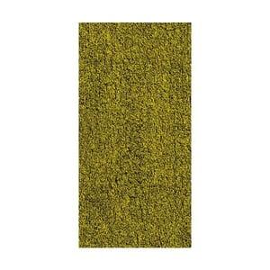 Ručník Ladessa, šedý/žlutý, 50x100 cm