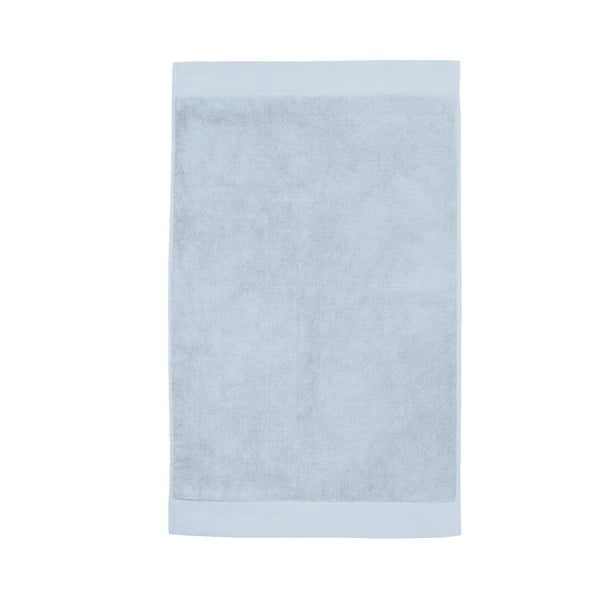 Modrá koupelnová předložka Seahorse Pure, 50x90cm