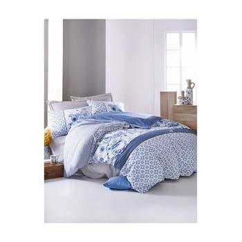 Lenjerie de pat din bumbac Milo, 200x220cm de la Cotton Box