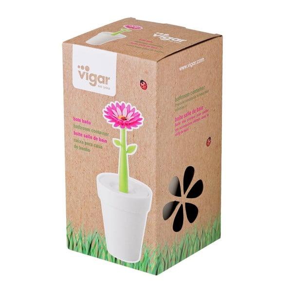 Box na toaletní potřeby Vigar Flower