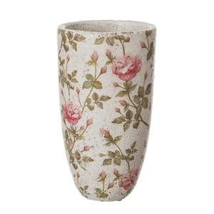 Vază Ixia Roses, înălțime 24 cm