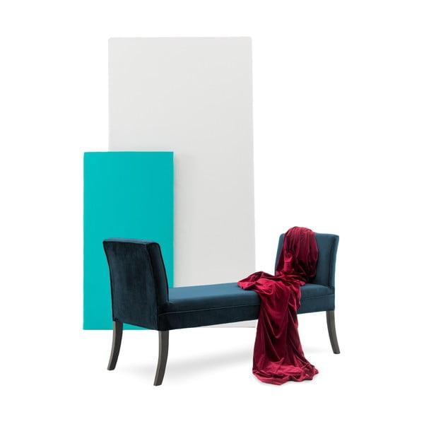 Tmavě modrá lavice Vivonita Selma