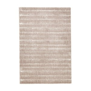 Béžový koberec Mint Rugs Lines, 200x290cm