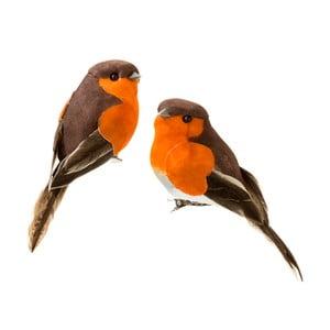 Sada 6 dekorativních ptáčků Talking Tables