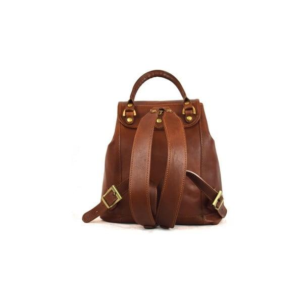 Kožený batoh Santo Croce 8821 Brown