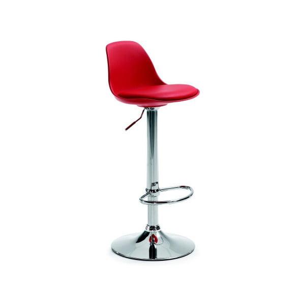 Barová židle Orlando, červená