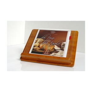 Stojan na knihu z bukového dřeva Valsecchi