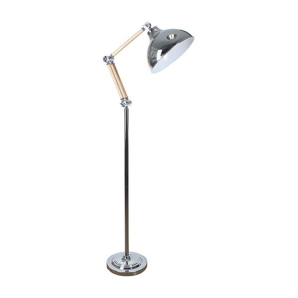 Stojací lampa Silver Lamp