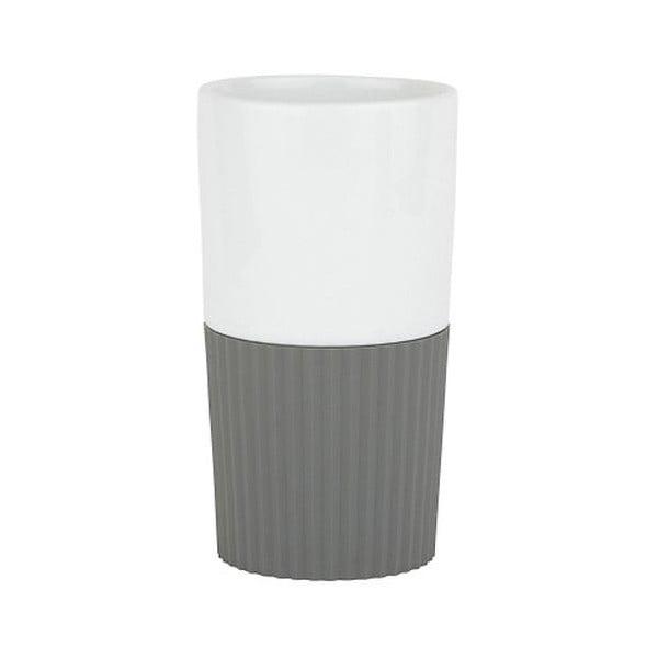 Sada 4 ks porcelánových hrnků Confetti Grey