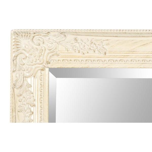 Nástěnné zrcadlo Miro Bianco,72x102 cm