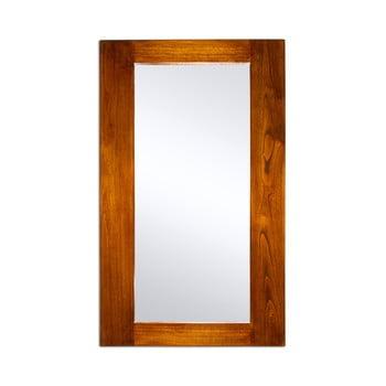 Oglindă de perete din lemn de mindi Santiago Pons Classy