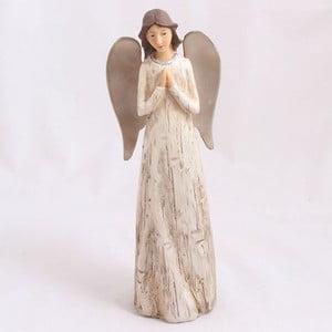 Anděl modlící se Dakls