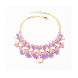 Náhrdelník Ombre Pink/Violet
