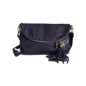 Námořnicky modrá kabelka z pravé kůže GIANRO' Soto