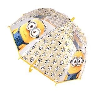 Umbrelă pentru copii Ambiance Cerda Minions Nom