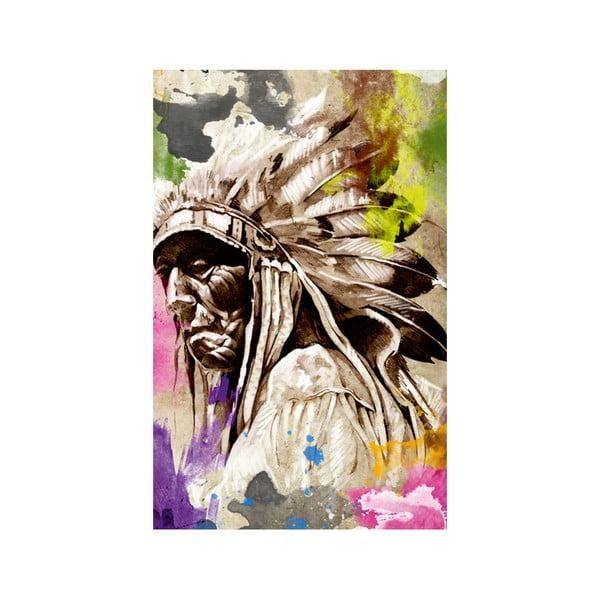 Obraz Duch Indiánů, 45 x 70 cm