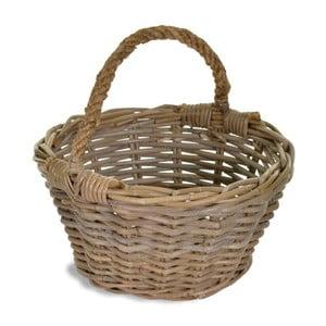 Coș împletit din ratan Garden Trading Harvest Basket