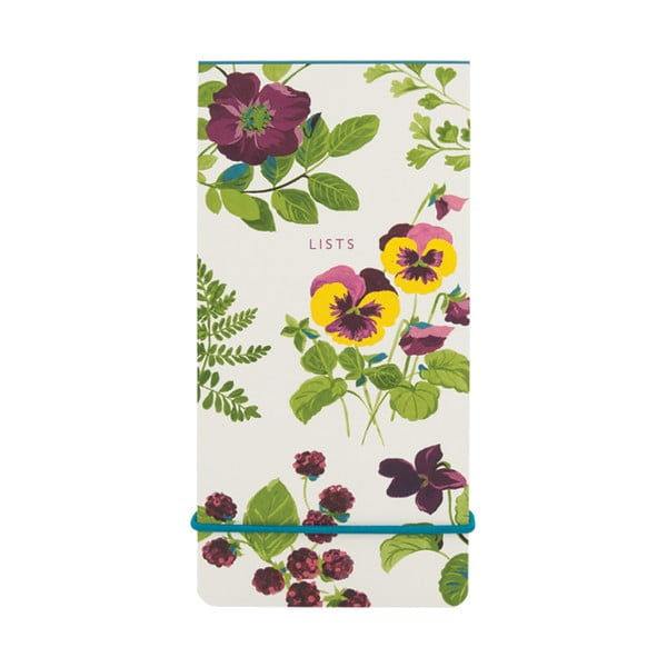 Agendă pentru notițe, Portico Designs Laura Ashley, 80 pag.
