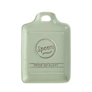 Suport ceramică pentru linguri de lemn T&G Woodware Pride of Place, verde