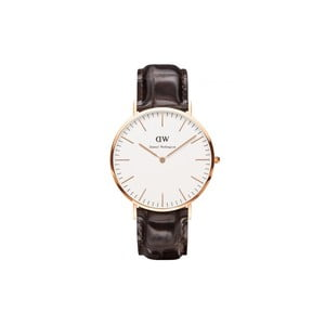 Hodinky Classic York Rose Gold, 40 mm