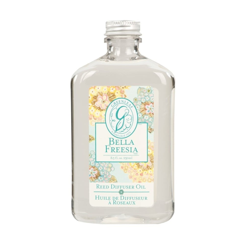 Vonný olej do difuzérů Greenleaf Bella Freesia 250 ml