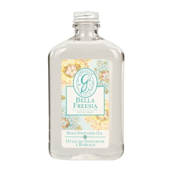 Vonný olej do dizfuzérov Greenleaf Bella Freesia, 250 ml