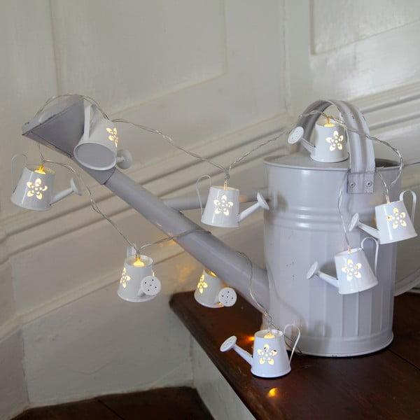 Světelný LED řetěz Best Season Watercan, délka 140 cm