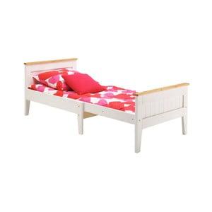 Dětská postel z borovicového dřeva s nastavitelnou délkou Askala Scala
