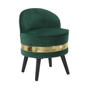 Smaragdově zelená židle Mauro Ferretti Paris