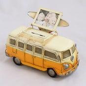 Pokladnička Autobus s fotorámečkem