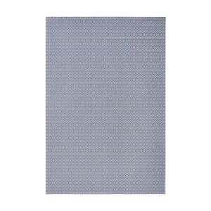 Modrý koberec vhodný do exteriéru Bougari Meadow, 160x230cm