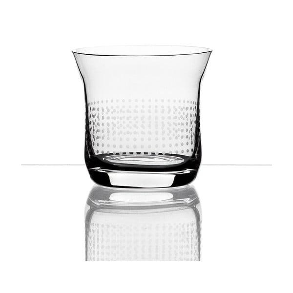 Sada 2 sklenic na whiskey Dots od Olgoj Chorchoj, 250 ml