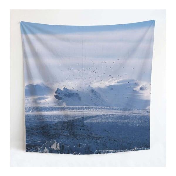 Ice faliszőnyeg, 140 x 140 cm - Really Nice Things