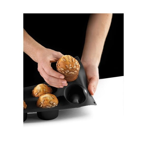 Silikonová forma na muffiny Gourmet