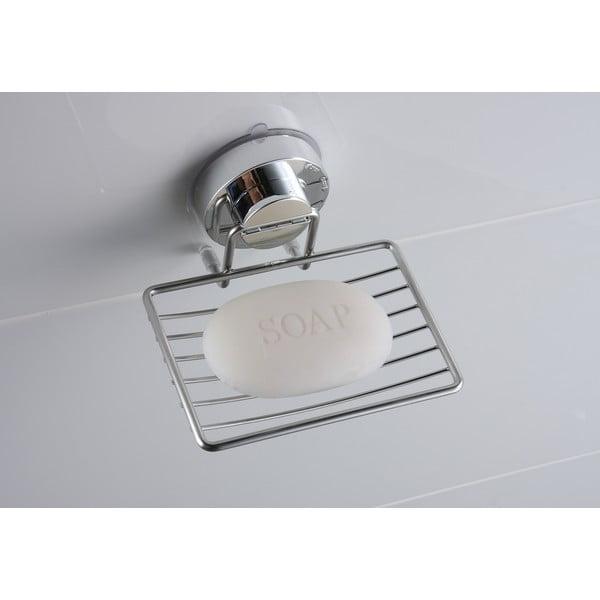 Suport pentru săpun cu montare fără găurire ZOSO Soap