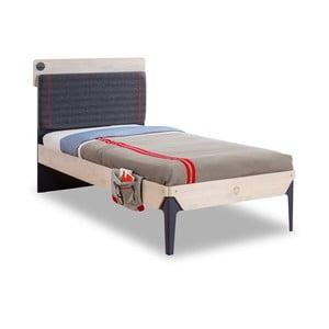 Jednolůžková postel Trio Line Bed, 100 x 200 cm