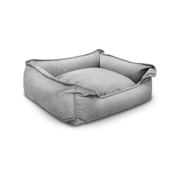 Světle šedý pelíšek pro psy Marendog Nebula Premium
