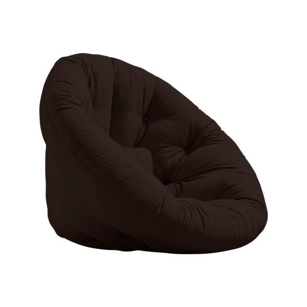 Nido Brown Ballo kinyitható fotel - Karup Design