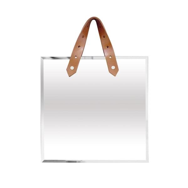 Zrcadlo ComingB Borsa, 30x39 cm