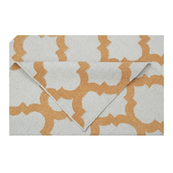 Ručně tkaný koberec Kilim Jamini, 120x180cm