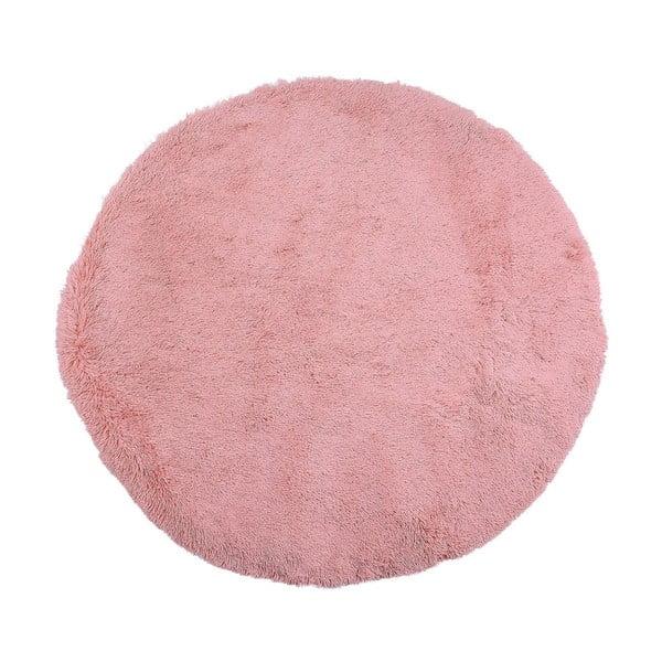 Koberec Soft Bear 160 cm, růžový