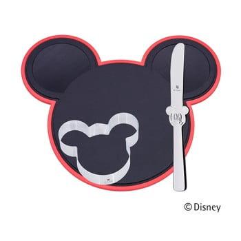 Set din 3 piese creative pentru masă pentru copii WMF Cromargan® Mickey Mouse