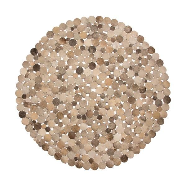 Koberec Palazzo Grey Mix, 150x150 cm