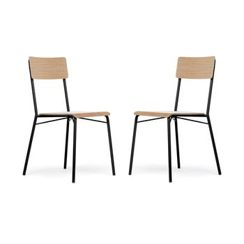 Set 2 scaune dining Woodman Ashburn de la Woodman