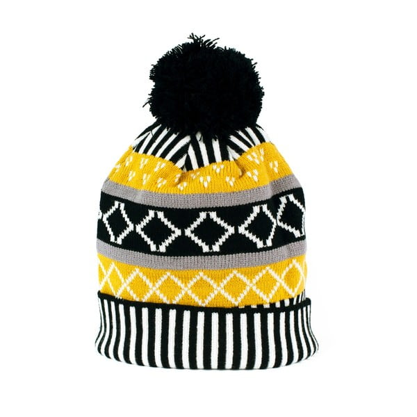 Čepice Finland Yellow