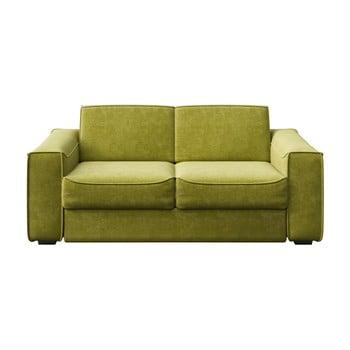 Canapea cu 2 locuri MESONICA Munro verde olive
